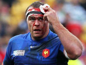 Jean-Baptiste Poux (fra) - blessure